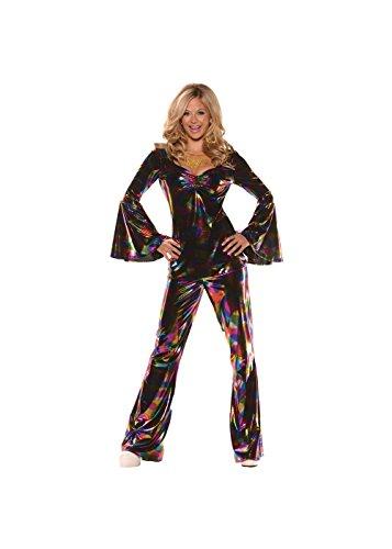 Under Wrap Disco Diva Women Costume -