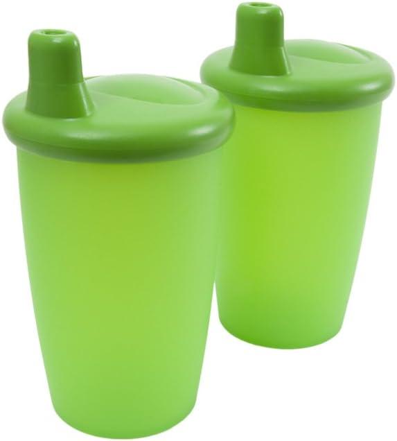 300 ml paquete de 2 Color: Verde cl/ásico cristal con ca/ño Anywayup