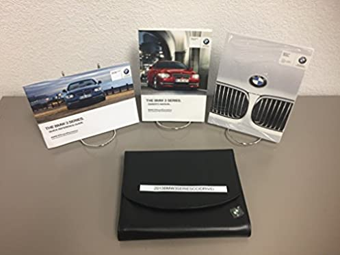 2013 bmw 3 series owner s manual set for all coupe convertible rh amazon com 2009 bmw 328i xdrive coupe owners manual 2009 bmw 328i coupe owners manual