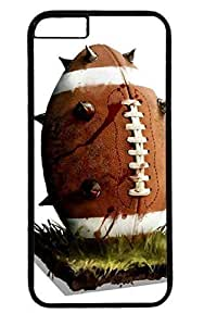 American Football PC Black Case for Masterpiece Limited Design iPhone 5c by Cases & Mousepads