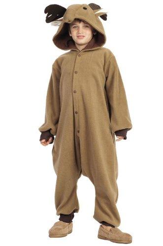 RG Costumes 'Funsies' Reindeer, Child Medium/Size (Reindeer Costumes For Children)