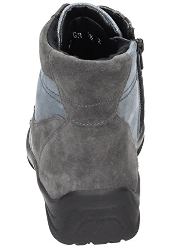 Waldläufer grey Grey Waldläufer grey Damen Boat Stiefelette Shoes Women's gAvgrHa
