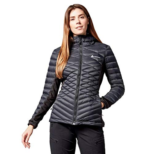 TECHNICALS Women's Breeze Down Hybrid Jacket