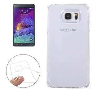 Thick TPU Protective Case Cover Carcasa Para Samsung Galaxy Note 5/N920 (Transparent)