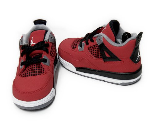 52a101a8b8fb9 ... Nike Air Jordan 4 RETRO (TD) Toddlers Kids Basketball Shoes 308500-603  ...