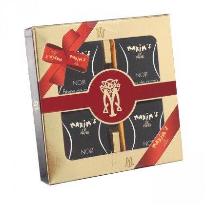 Maxim's Paris Gift-pack 8 Dark Chocolate Squares