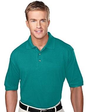 Men's 105 Profile S/S Pique Polo Shirt