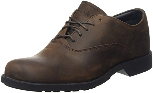 Timberland Fitchburg, Oxford para Hombre Marrón (Brown)