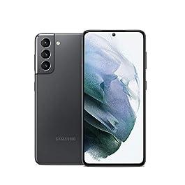 Samsung Electronics Samsung Galaxy S21 5G Enterprise Edition | Factory Unlocked Android | US Version | Pro-Grade Camera, 8K Video, 64MP High Res | 128GB, Phantom Gray (SM-G991UZAAN14)