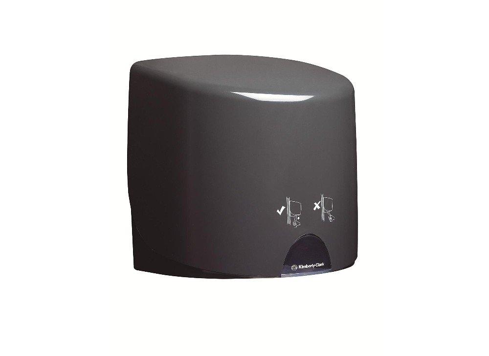 Grey 1 x 1 Dispenser Aquarius 7181 Roll Control Wiper Dispenser