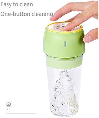 Pince à sertir Presse-agrumes 400ml fruits légumes Jus d'orange magnétique Portable Charging bouteille de jus électrique Cup Outil de sertissage