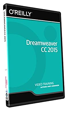 Dreamweaver CC 2015 - Training DVD