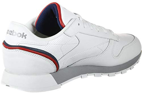 collegia Multicolore Reebok Cl white Gymnastique 0 Mu sptlt Homme De Chaussures R q7xvwTqC