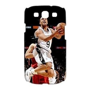 Custom/DIY Design Tony Parker NBA Team St Antonio Spur Super Star Theme plastic case cover Tony Parker Samsung Galaxy S3 I9300 by Dream Catcher Online