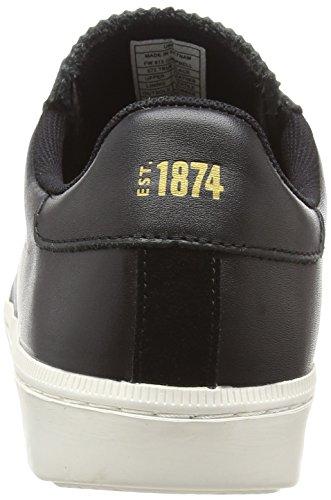 Scott Campbell amp; Lyle Baskets true Black Noir 572 Homme Hq4x5
