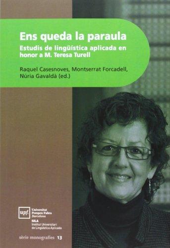 Descargar Libro Ens Queda La Paraula Raquel Casesnoves Ferrer