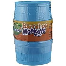 Elefun y Amigos Juego de barril de monos - Los colores pueden variar