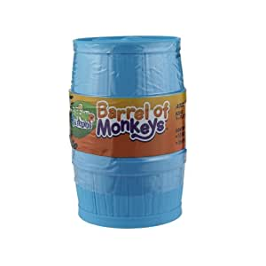 Hasbro Elefun and Friends Barrel of Monkeys Game - Colors May Vary
