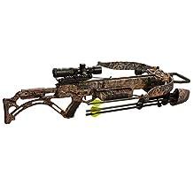 Excalibur Crossbow Matrix Bulldog 400 4400 Crossbow with Tact-Zone, Medium, Camouflage