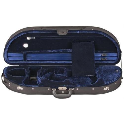 Heritage Go! Viola Case Black Blue 15-155