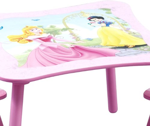 sc 1 st  Amazon.com & Amazon.com: Delta Children Table u0026 Chair Set Disney Princess: Baby