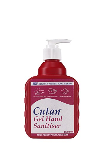 Cutan 400 ml Hand Sanitiser Gel 865840