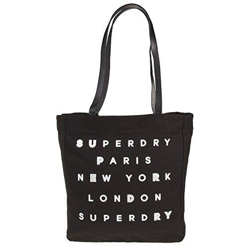 Superdry Etoile Parisian, Women's Backpack Handbag, Rosa (Bubblegum), 32.0x37.0x9.0 cm (W x H L) by Superdry (Image #4)