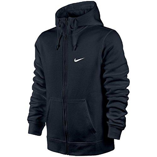 Nike Classic Fleece Full Zip Hoodie 823531 475, Large