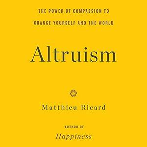 Altruism Hörbuch