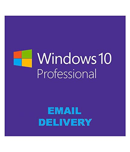 Amazon com: Microsoft Windows 10 Professional Edition ( ESD