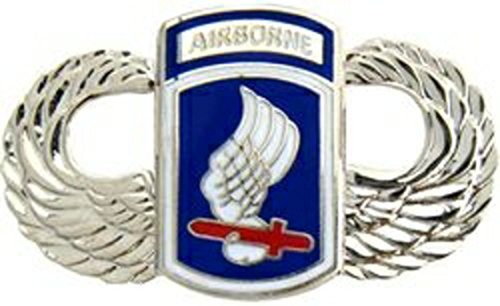 US Army 173rd Airborne Division Pin (1 1/2
