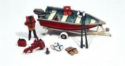 【公式】 Hoスケールデラックスボート Accessories/、モーター&トレーラーW/ Marine Accessories Marine B00G2I05X6, 子供服CHILD CHARM:76552c0c --- a0267596.xsph.ru