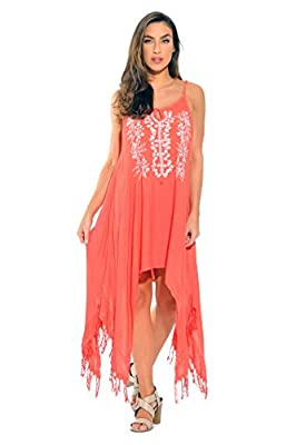 Riviera Sun Fringe Dress / Sundresses for Women