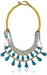 """Vanessa Mooney The Sheba Necklace, 18.5"""""""