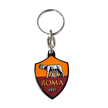 As Roma llavero oficial de Metal - As Roma Official Metal ...