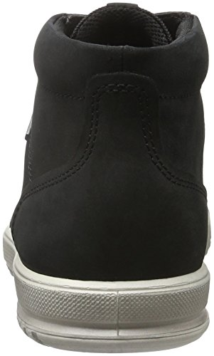 Ecco Herren Ennio High-Top Schwarz (Black/Black53960)