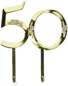 Wilton Gold 50th Anniversary Pick