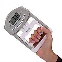 Digital Hand Dynamometer 200 Lbs / 90 Kgs Auto Capturing Hand Grip Strengthener