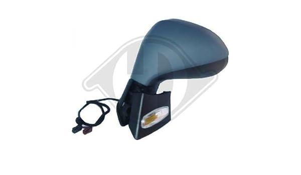 Retrovisor exterior derecha PEUGEOT 207 de 02/2006 a ahora: Amazon.es: Coche y moto
