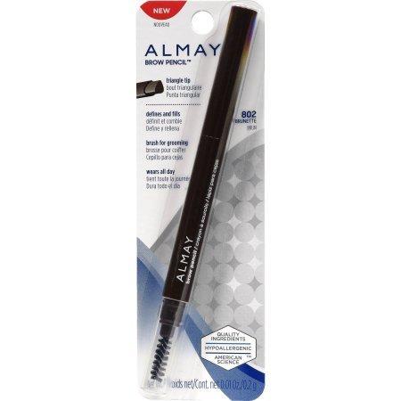Almay Eye Brow Pencil Crayon Triangle Tip Defines & Fills 80
