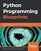 Python Programming Blueprints Front Cover