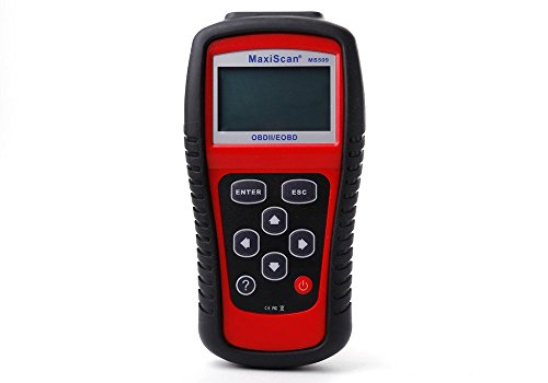 Maxiscan Ms509 Obd2 Scanner - 8