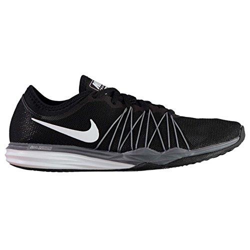 Official Shoes Nike Dual Fusion TR Hit Fitness Chaussures d'entraînement pour femme Noir/blanc Gym Sneakers