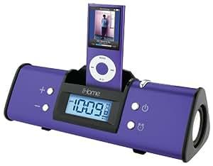 iHome IH16UXC 30-Pin iPod Speaker Dock