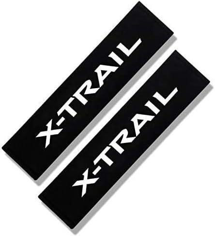 2019 Zubeh/ör Eternalxinde 2 x Auto-Sicherheitsgurtpolster f/ür Nissan X-TRAIL XTRAIL T30 T31 T32 2013