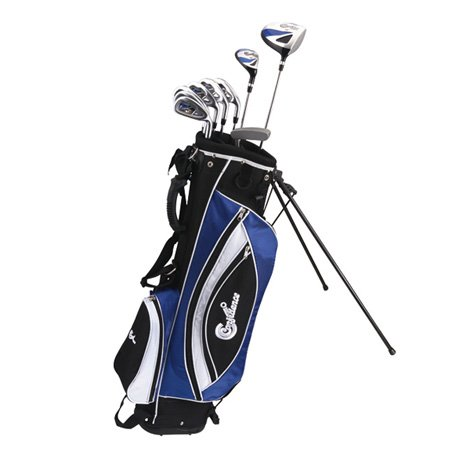 Confidence GOLF Mens POWER Hybrid Club Set & Stand Bag