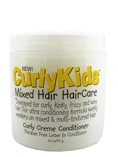 CurlyKids mixte pour les cheveux bouclés Creme revitalisant 6oz