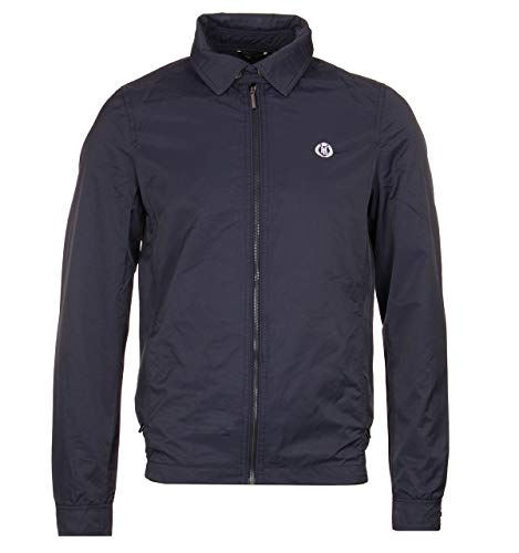 Henri Lloyd Men's Kingsland Harrington Jacket L Blue
