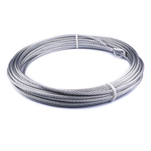 (WARN 86515 3/8 Inch by 94 Feet Replacement Wire Rope)