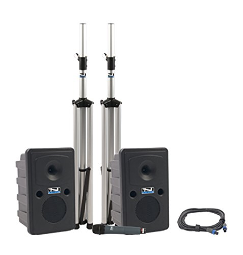 Anchor Audio Go Getter Deluxe Package With Handheld Microphone